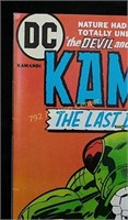 Kamandi, The Last Boy on Earth #12