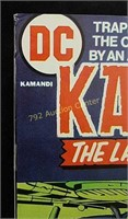 Kamandi, The Last Boy on Earth #10