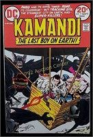 Kamandi, The Last Boy on Earth #9