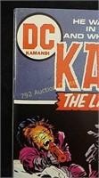 Kamandi, The Last Boy on Earth #8