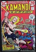 Kamandi, The Last Boy on Earth #4
