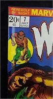 Werewolf by Night #7