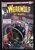 Werewolf by Night #16