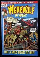 Werewolf by Night #2