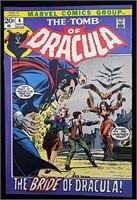 Tomb of Dracula #4