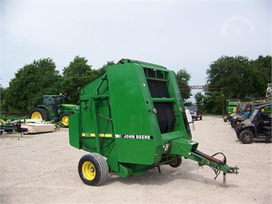 JOHN DEERE Round Balers Auction Results - 627 Listings | AuctionTime
