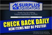 Palmyra NJ Home Improvement Auction 5/16