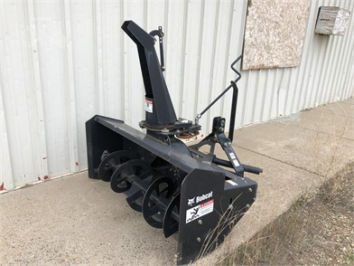 Bobcat Snow Blower Attachments For Sale - 8 Listings | TractorHouse