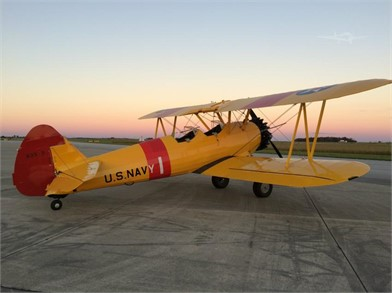 BOEING/STEARMAN 75 Aircraft For Sale - 8 Listings