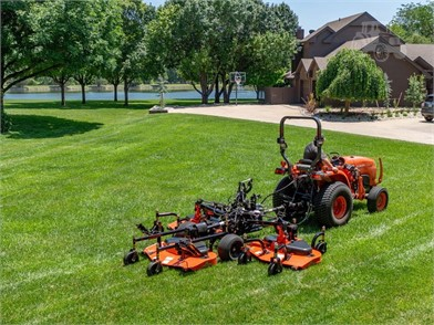 Rotary Mowers For Sale By Sandhills Showroom - Land Pride