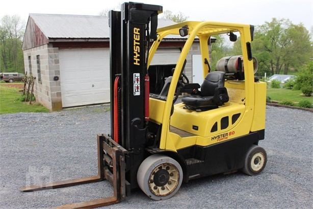 HYSTER Forklifts Auction Results - 3426 Listings | LiftsToday com