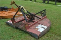 6FT  BUSH HOG ROTARY MOWER, MODEL#S0600 | Lawler Auction Company