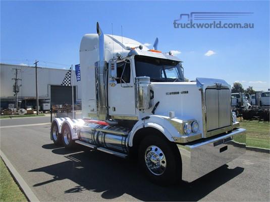 2008 Western Star 4864FX Trucks for Sale