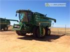 2012 John Deere S660 Combine Harvesters