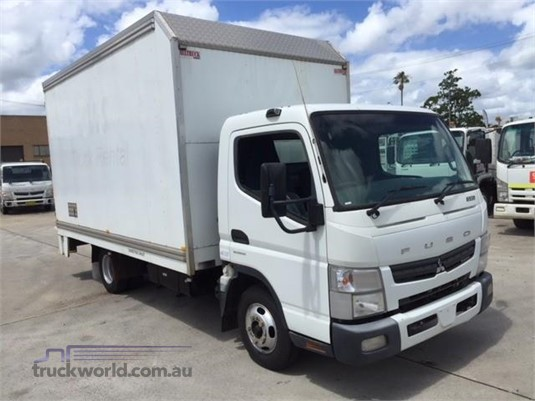 2011 Fuso Canter 515 Wide Trucks for Sale