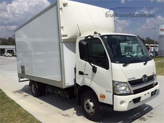 2014 Hino 300 Series 920 - Trucks for Sale