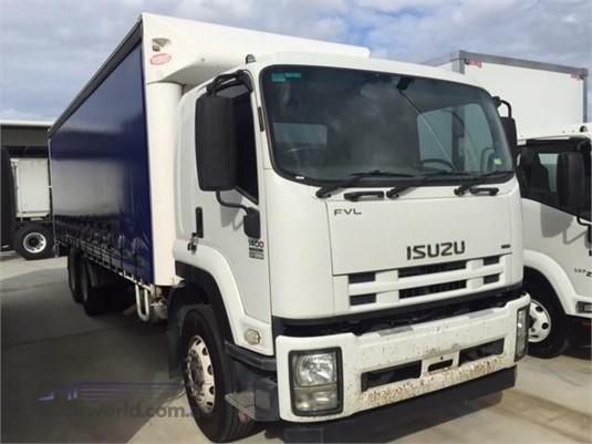 2009 Isuzu FVL 1400 Trucks for Sale