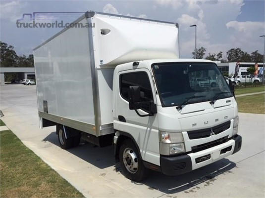 2016 Mitsubishi Canter 815 Wide - Trucks for Sale
