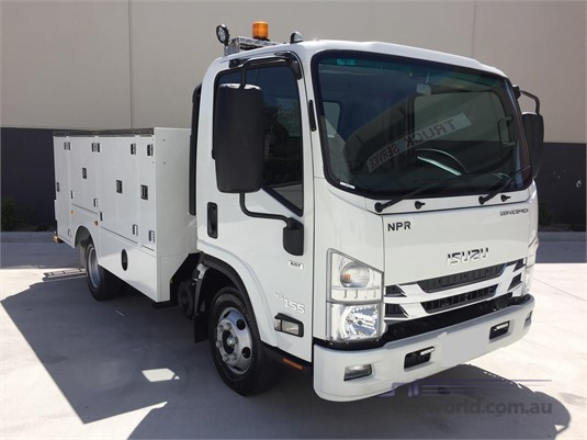 2018 Isuzu NPR 45/55 155 ServicePack Trucks for Sale