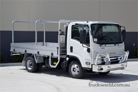 2019 Isuzu NPR 45/55 155 SWB Tradepack - Trucks for Sale