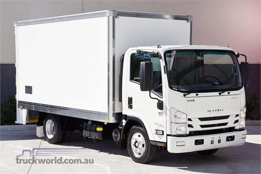 2018 Isuzu NNR 45 150 VanPack Trucks for Sale