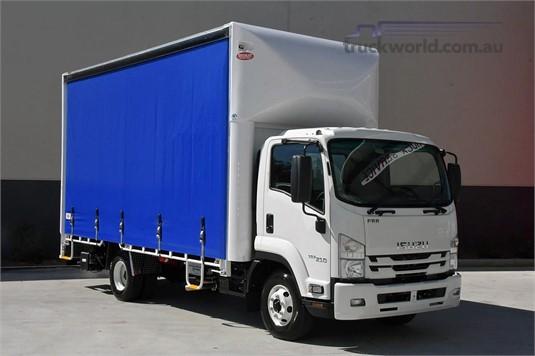 2018 Isuzu FRR 107 210 MWB Trucks for Sale