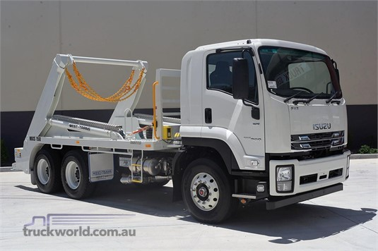 2019 Isuzu FVZ 260-300 AUTO MWB Trucks for Sale