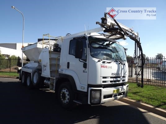 2009 Isuzu FVY1400 Cross Country Trucks Pty Ltd - Trucks for Sale