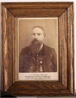 SADDLE & ARCHIVE GEN BD PRITCHARD 4th MICHIGAN CAV