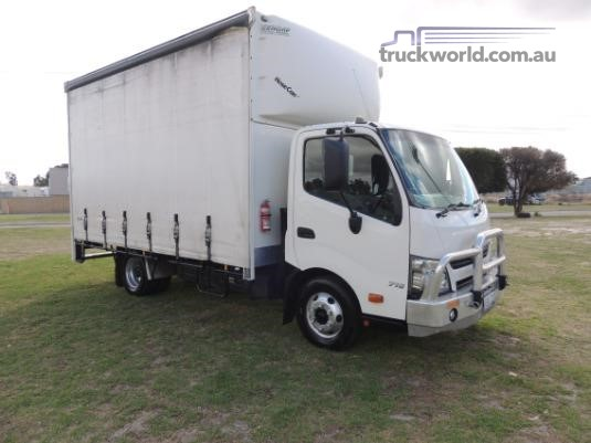 2012 Hino 300 Series 716 Japanese Trucks Australia - Trucks for Sale