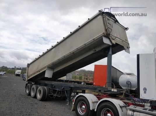 1996 Shephard Chassis Tipper Wheellink - Trailers for Sale