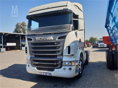 SCANIA R500 Tractor Without Sleeper For Sale - 11 Listings