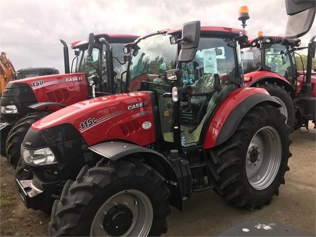 2019 CASE IH FARMALL 115C | TractorHouse com