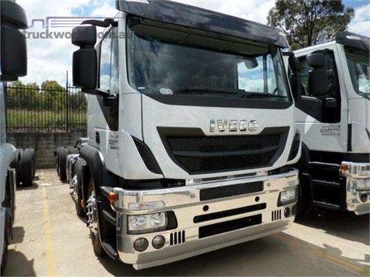 2018 Iveco Stralis - Trucks for Sale