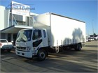 Fuso Fighter FM Tautliner / Curtainsider