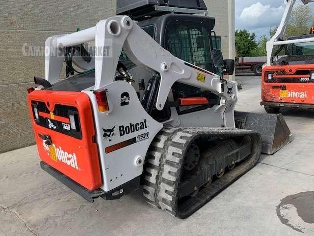 Bobcat T650 Usato 2017