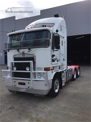 2008 Kenworth K108 Hume Highway Truck Sales - Trucks for Sale