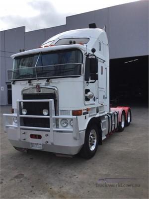 2008 Kenworth K108 Trucks for Sale