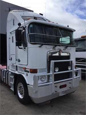 2008 Kenworth K108 Hume Highway Truck Sales - Trucks for Sale