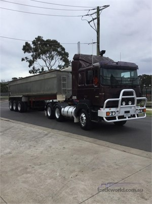1994 MAN 26.402 FCSL Hume Highway Truck Sales - Trucks for Sale