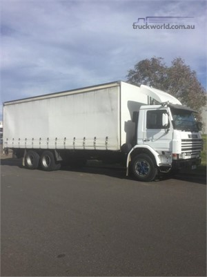 1990 Scania P93H/M Trucks for Sale
