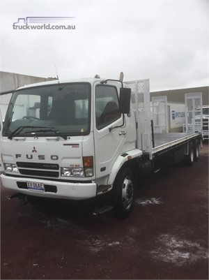 2006 Mitsubishi Fighter FN14 Hume Highway Truck Sales - Trucks for Sale
