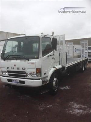 2006 Mitsubishi Fighter FN14 Trucks for Sale
