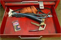 Mastercraft 2 Stage Tool Chest with Contents