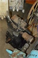 Grp, of Assorted Pumps, Small Engine, Floor Mats