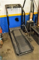 York 2001 Weight System and Cadence Treadmill