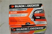 B&D Smart Battery Charger