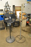 Honeywell Pedestal Fan and Adjustable Stand