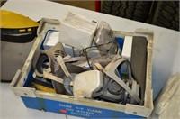 Grp, of Respirator, Safety Shield, Work Gloves