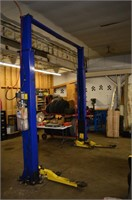 2 Post Vehicle Lift, 9000lb.-Special Removal Note: